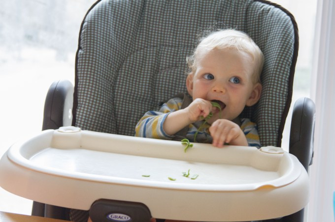 Making Whole Wheat Spinach Pasta