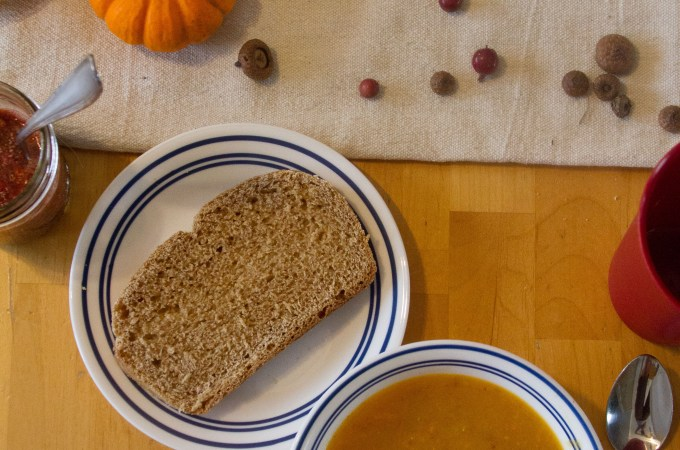 From Minimalism to Lifegiving and A Fall Dinner Celebration