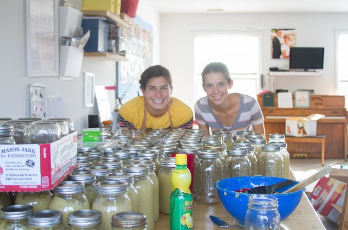 A Day of Applesauce