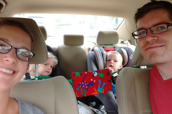 Six Tips for Making Road Tripping with Kids Simple