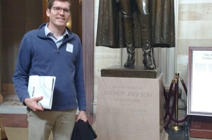 Mr. Jackson Goes to Washington