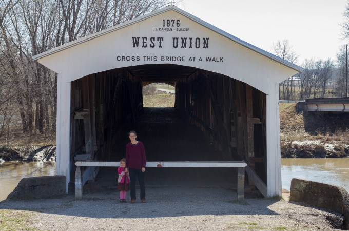 Maple Syrup Festival and Covered Bridge Tour