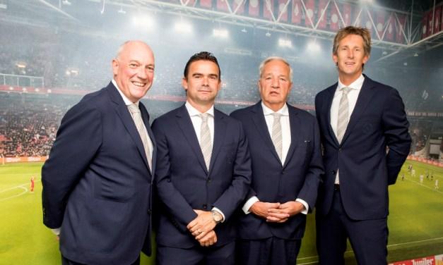 Van der Sar wordt algemeen directeur Ajax