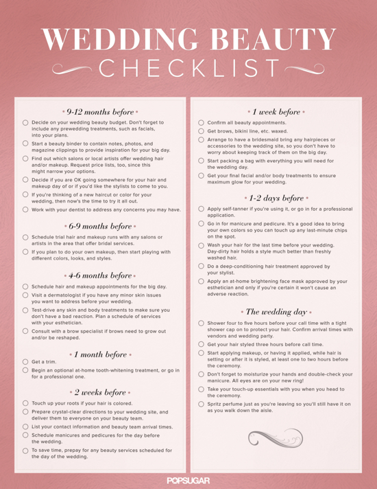 printable wedding planning checklist Best Wedding Ideas, Quotes
