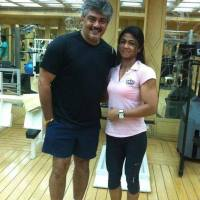 Ajith tunes his body for Gautham Menon flick