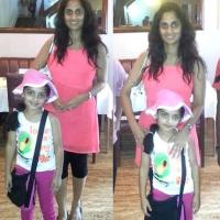 Anoushka Ajith and Shalini Mam Latest Picture
