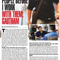 I need to connect with people before I work with them - Gautham Menon