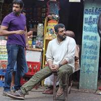 Thala55 Shooting Spot New Pictures