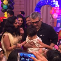 Aadvik Ajithkumar Birthday Celebration Pictures