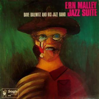 425 – Dave Dallwitz and his Jazz Band – Ern Malley Jazz Suite