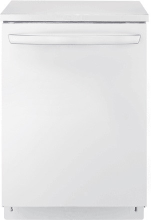 LG LDF6920WW Fully Integrated Dishwasher with 16 Place Settings, 5