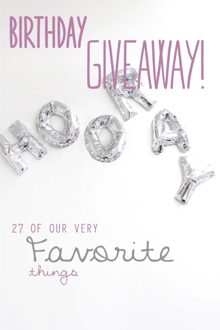 Awesome giveaway at ajoyfulriot.com @ajoyfulriot