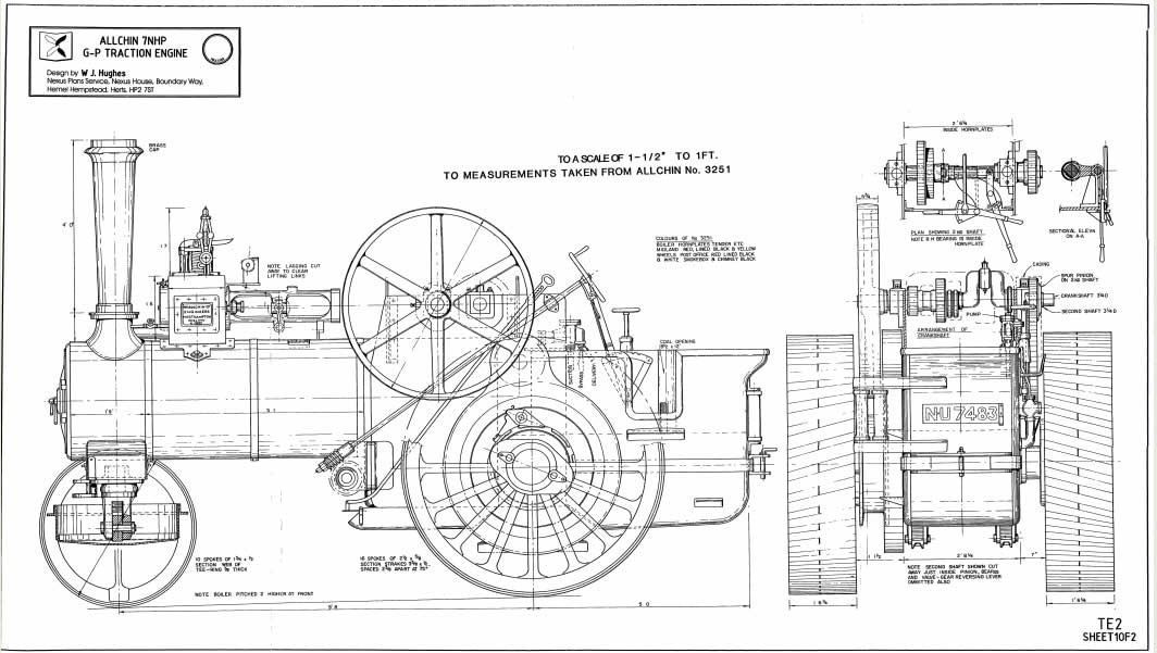 general engine schematics