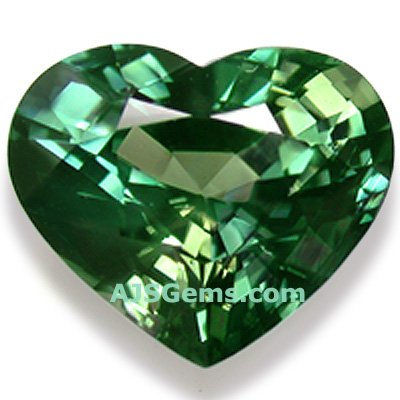 Green and Blue-Green Sapphire Gemstone Information at AJS Gems
