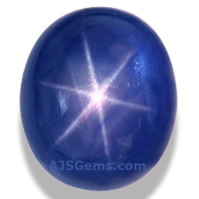 Blue and Pink Star Sapphire Gemstone Information at AJS Gems