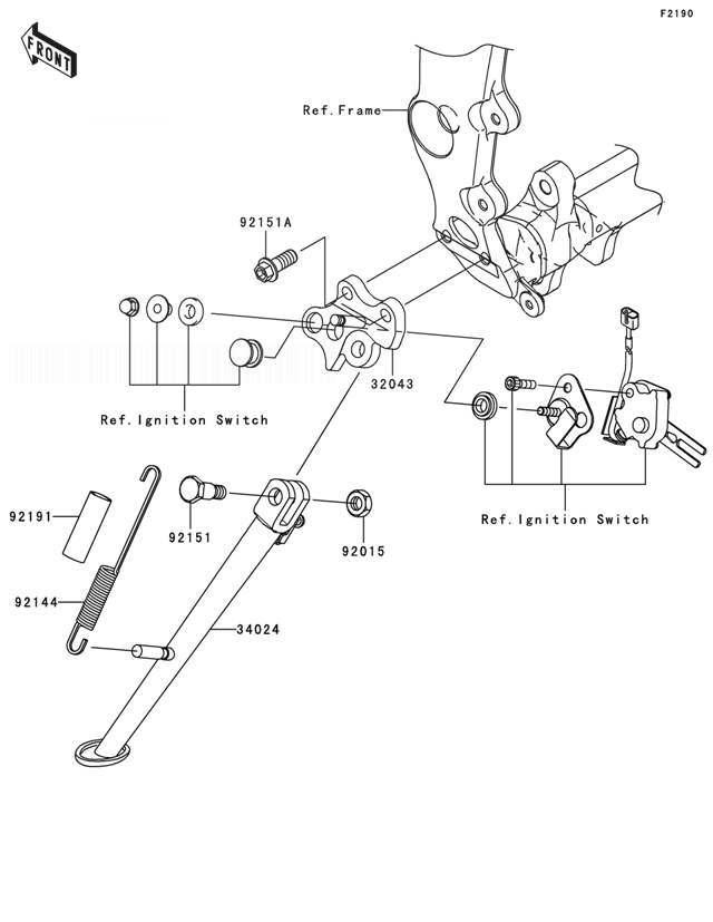 2008 kawasaki ninja zx6r wiring diagram