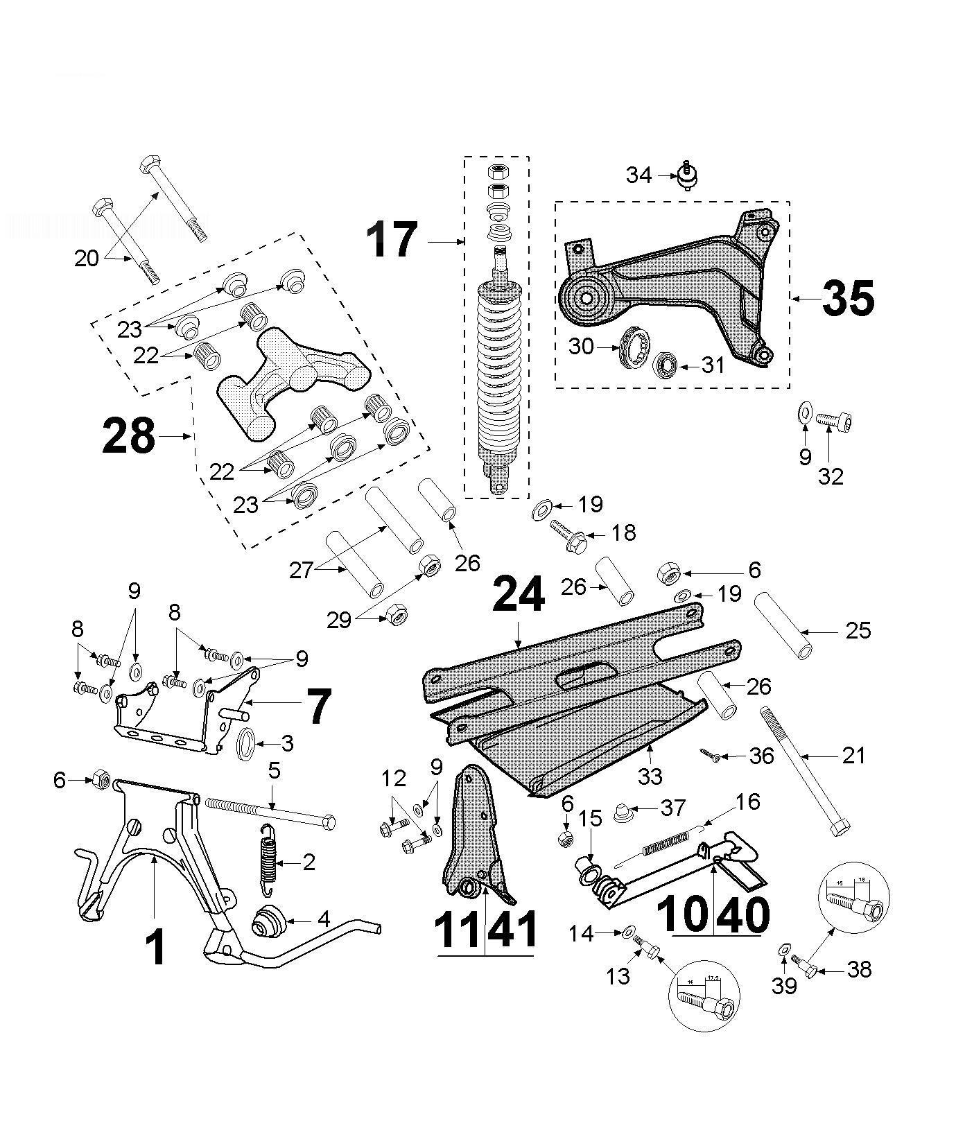 peugeot jetforce 125 wiring diagram