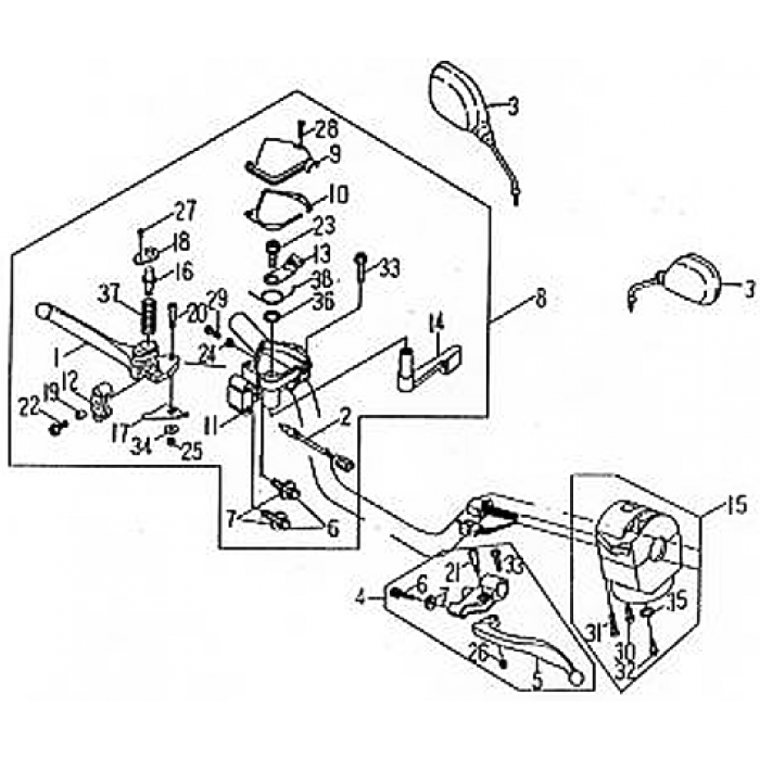 chinese dirt bike wiring diagram i
