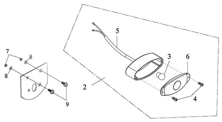 barossa 250 quad wiring diagram