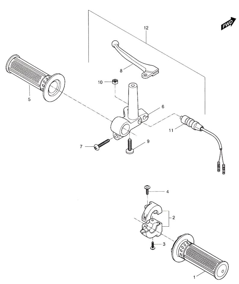 jante gy6 cdi wiring diagram