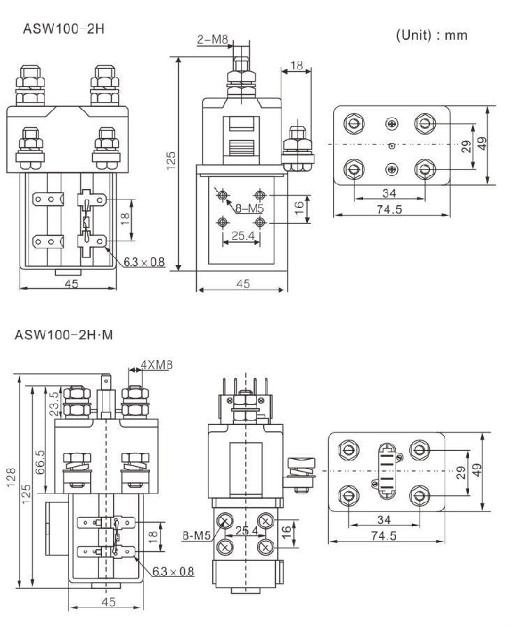 electrical relay establishment
