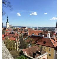 A Day In Tallinn, Estonia