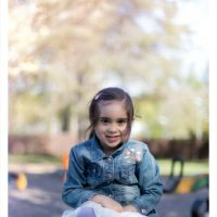 Style For Littles / Denim & Bubbles