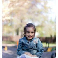 Style For Littles / Denim & Bubbles