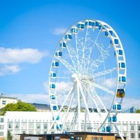 Things To Do In Helsinki / Sky Wheel