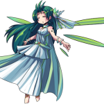 Pure and frail, yet relentless and unstoppable should you summon her wrath. windia is truly the embodiment of the wind!