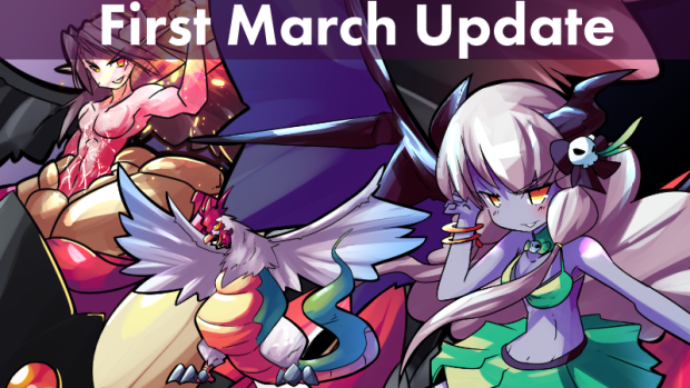 First March Update