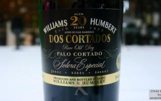Dos Cortados Top 6 Williams Humbert 10 Mejores Vinos Dulces y Generosos España 2016 © akataVino.es (8)