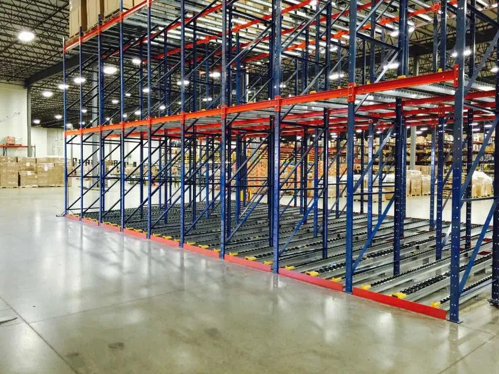 Pallet Rack Systems Warehouse Racking Systems Ak