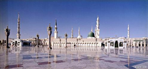 Kumpulan Gambar Gambar Masjid Nabawi Terbaru Terbaik
