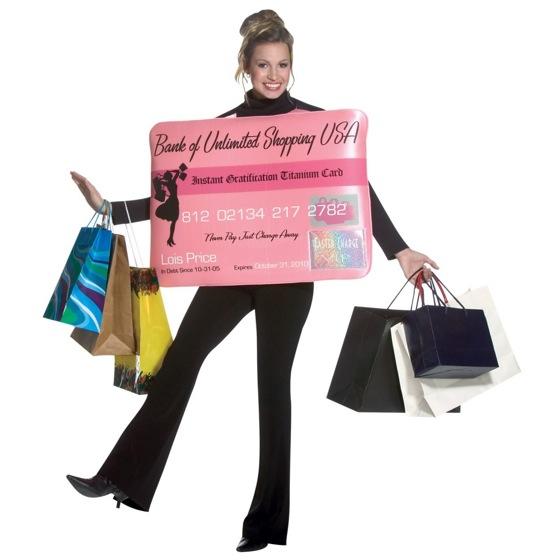 Belanja dg kartu kredit