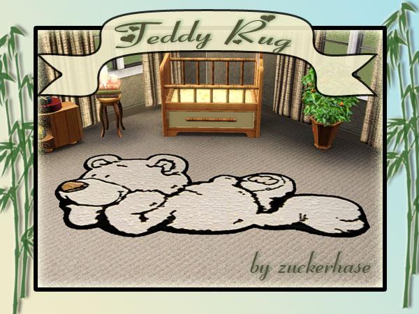 Teddyrug
