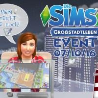 """""""Die Sims 4 Großstadtleben"""" – Producerevent Special"""