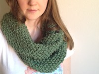 Infinity Scarf Knitting Patterns | A Knitting Blog
