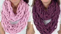 Arm Knitting Scarf Patterns | A Knitting Blog