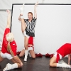 Fuball-Cheerleading