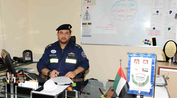 الإماراتي محمد الأنصاري أول وأصغر عربي يتقلد منصب نائب رئيس الهيئة الدولية للإنقاذ