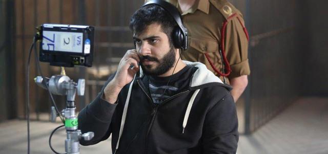الشاب المخرج ماجد الانصاري يعانق العالمية الامارات
