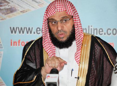رابطة الانصار العالمية تهنئ الامة الاسلامية بنجاة الشيخ الدكتور عائض القرني