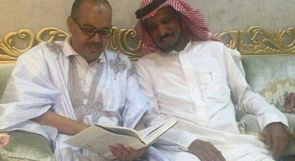 الاستاذ الدكتور يوسف بن عبدالله بن مسكين ذوي دغلوب الأنصاري في ذمة الله تعالى