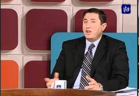 معالي الاستاذ حيا القرالة عضوا بمجلس الاعيان المملكة الاردنية الهاشمية