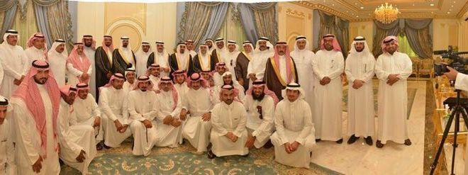 ملتقى بني شهر ( اﻷزد) الاول 1437 بمنطقة تبوك المملكة العربية السعودية