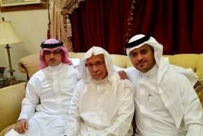 """الشيخ عمر بن عبدالله الانصاري عميد """" ال دنبر الانصار"""" في ذمة الله تعالى"""
