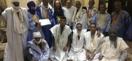 لقاء مدير بوابة الانصار العالمية مع قبيلة اهل اشفغ الخطاط الخزرج الانصار بموريتانيا (1)