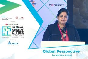 Mehnaz Alanssari USTDA Representative, India, South and Southeast Asia