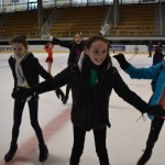 patinoire !